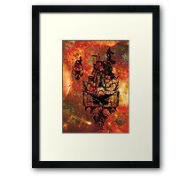 Air Pirates Framed Print