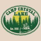Camp Crystal Lake by btphoto