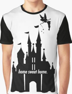 Home Sweet Home w/ Castle & Tink. Graphic T-Shirt