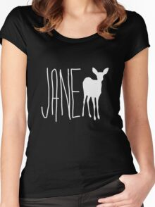 Life is Strange - Jane Doe T-Shirt Women's Fitted Scoop T-Shirt