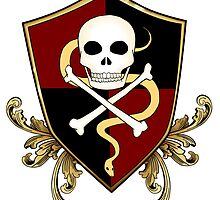 Pirate Crest by CatAstrophe