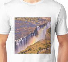 WATERFALL AFRICA ZAMBIA Unisex T-Shirt