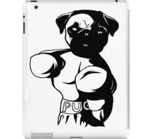 The Pug-Ilist iPad Case/Skin