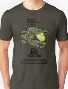 Full Metal Spartan Unisex T-Shirt