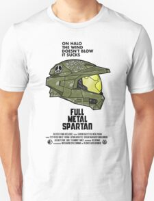 Full Metal Spartan T-Shirt