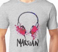 Martian beats Unisex T-Shirt