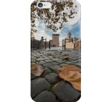 Low point of view iPhone Case/Skin
