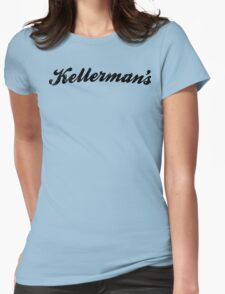 Kellerman's T-Shirt Womens Fitted T-Shirt