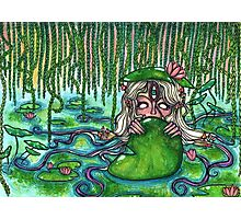 Swamp Goddess Photographic Print
