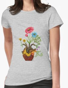 Harvest Peace, Grow Love - Bee Here Now T-Shirt