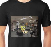 Spongebob Lifting Unisex T-Shirt