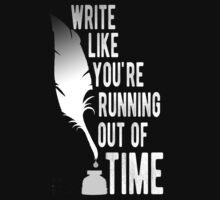 WRITE (white) - Hamilton by kissmypegs