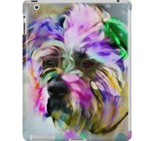 Pastel Pup - Shih Tzu iPad Case/Skin