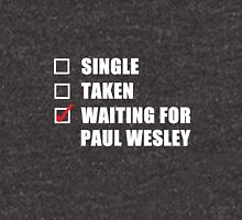 Waiting For Paul Wesley Pullover