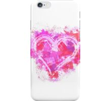 Artistic Love iPhone Case/Skin