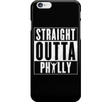 Rocky -  Straight outta Philly iPhone Case/Skin