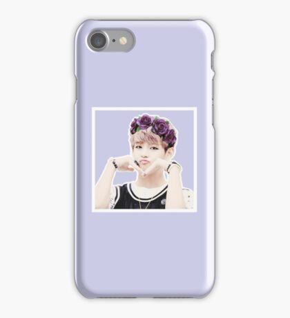 BTS V iPhone Case/Skin