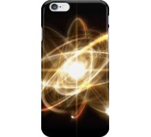 Atom Particle iPhone Case/Skin