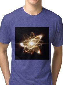 Atom Particle Tri-blend T-Shirt