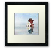 Zen Dreams  Framed Print