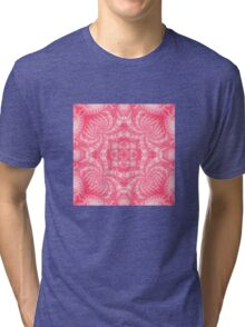 Hearts and Lace Tri-blend T-Shirt