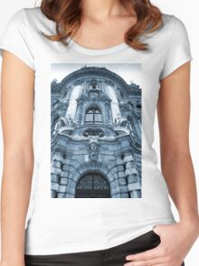 Court of Justice Women's Fitted Scoop T-Shirt