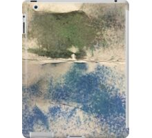 Smudges in Oil Pastel iPad Case/Skin