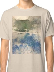 Smudges in Oil Pastel Classic T-Shirt