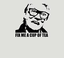 Snatch Brick Top Fix Me A Cup Of Tea Tshirt Unisex T-Shirt