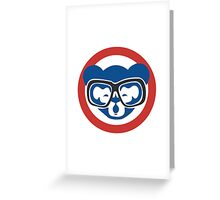 Hey, Hey! Cubs Win! Greeting Card
