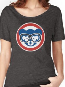 Hey, Hey! Cubs Win! Women's Relaxed Fit T-Shirt