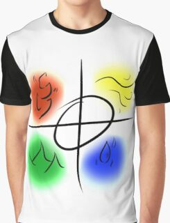 Elements sketch Graphic T-Shirt