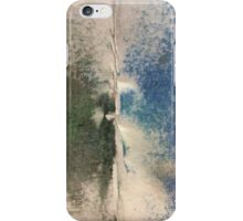 Smudges 2 in Oil Pastel iPhone Case/Skin