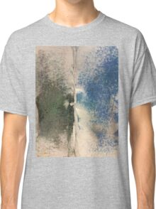 Smudges 2 in Oil Pastel Classic T-Shirt