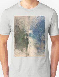 Smudges 2 in Oil Pastel T-Shirt