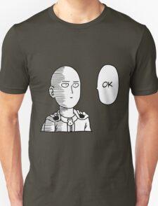 OK Black And White T-Shirt