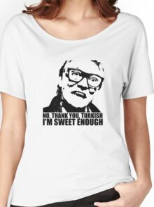 Snatch Brick Top Sweet Enough Tshirt Women's Relaxed Fit T-Shirt