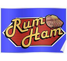 It's Always Sunny: Rum Ham Poster