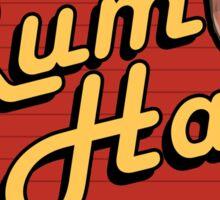It's Always Sunny: Rum Ham Sticker