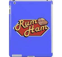 It's Always Sunny: Rum Ham iPad Case/Skin