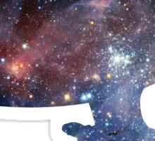 Star Trek - space Sticker