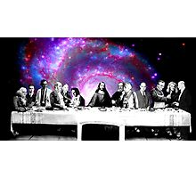 A Meeting of the Minds Photographic Print