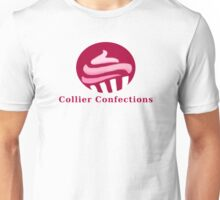 Collier Confections Full Logo Unisex T-Shirt