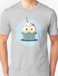 Minion Cupcake Unisex T-Shirt