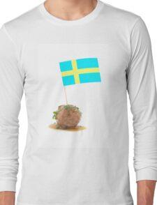 Swedish Meatballs Long Sleeve T-Shirt