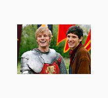 Merlin and Arthur being dorks - Merthur -  Classic T-Shirt