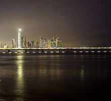 Panama's skyline picture by Tyto08