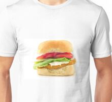 Chicken Patty Sandwich Unisex T-Shirt