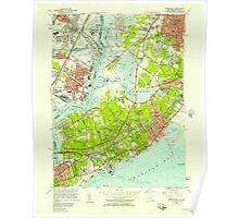 New York NY Arthur Kill 136697 1955 24000 Poster
