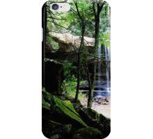 Cucumber Falls iPhone Case/Skin